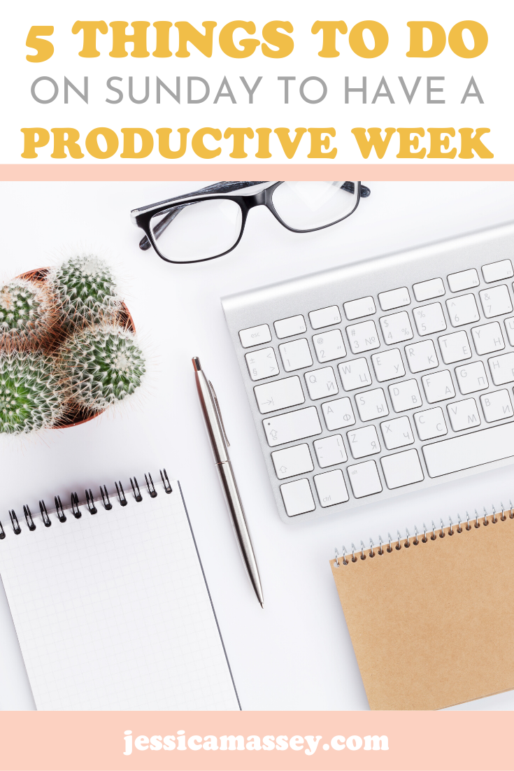 Have A Productive Week Png - Do These 5 Things on Sunday to Have a Productive Week — Jess ...