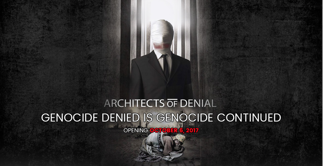 Architects Of Denial Png - Doc on Armenian Genocide wins box office crown - NON FICTION FILM