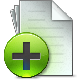 Document Add Icon 2475 Free Icons And Png Images Pngio