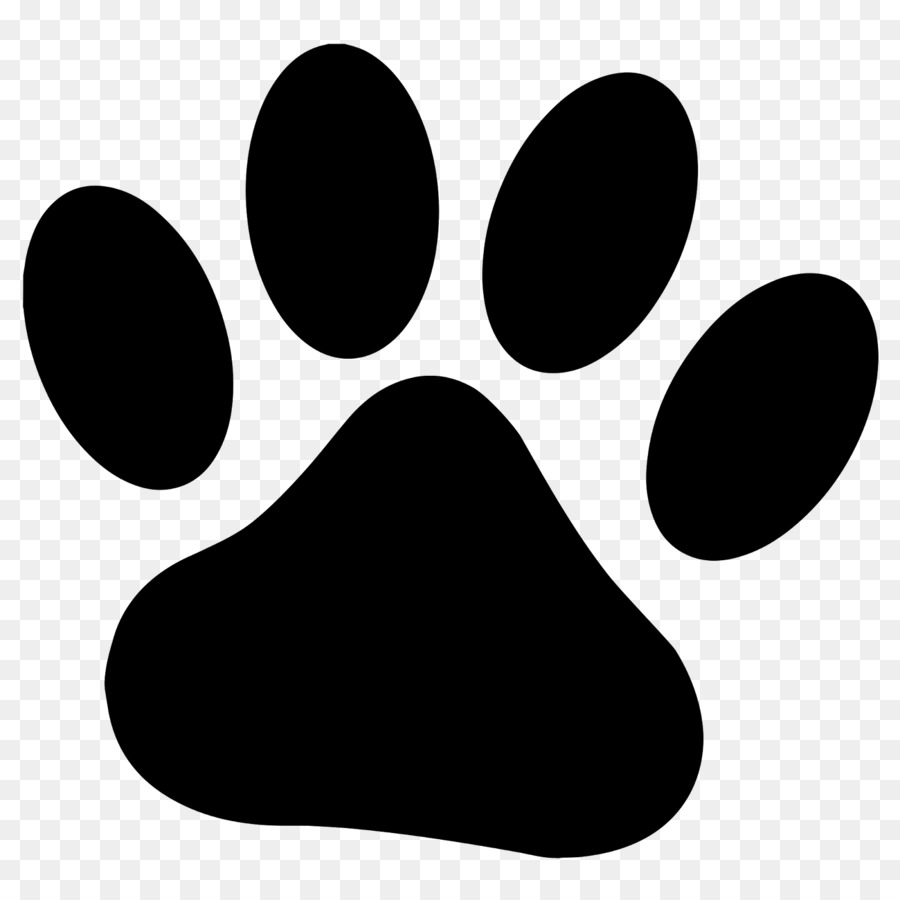 Dog Paw Cougar Drawing Clip Art - Paw Pr #56836 - PNG Images - PNGio