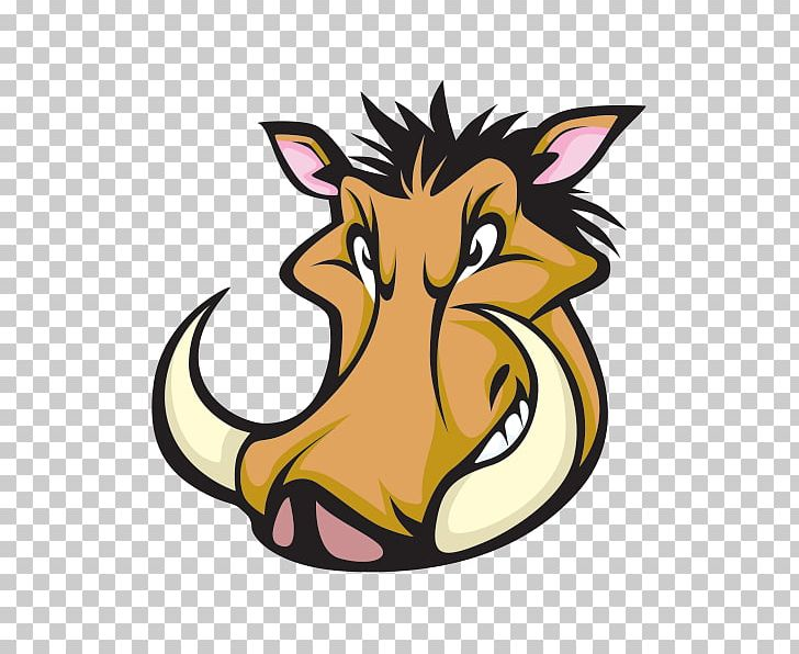 Common Warthog Png - Dog Wild Boar Feral Pig Common Warthog PNG, Clipart, Animal ...