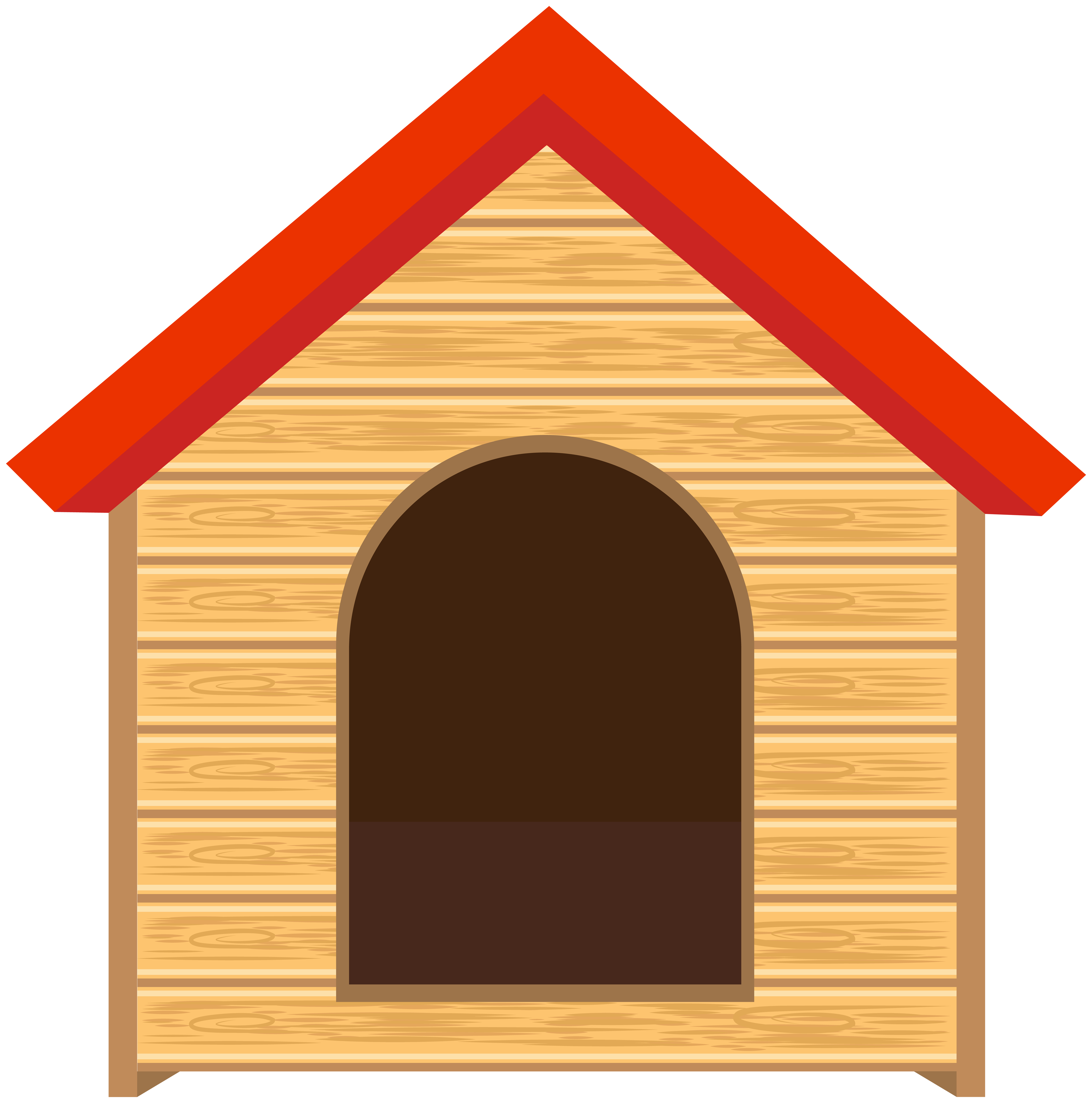 Doghouse Png - Doghouse PNG Clip Art Image - Best WEB Clipart