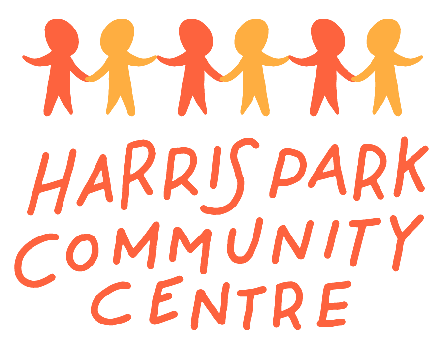 Orange Png Of People At A Park - Donations — Harris Park Community Centre