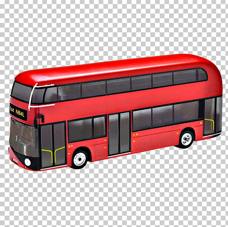 New Routemaster Png - Double-decker Bus New Routemaster AEC Routemaster London Buses PNG ...