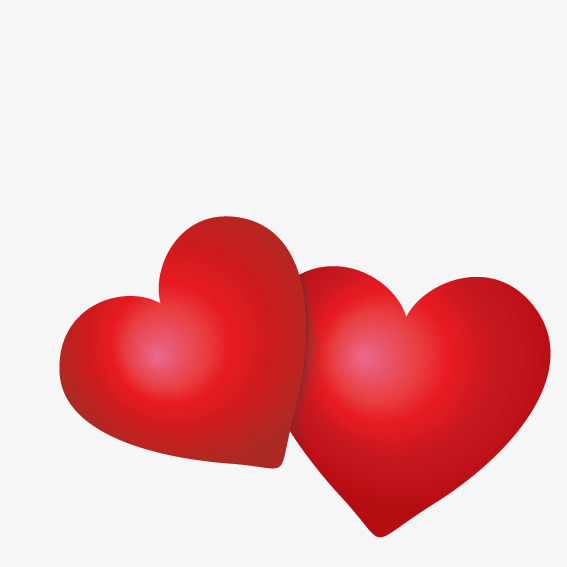 Double Heart Png - Double Heart Png, Vector, PSD, and Clipart With Transparent ...