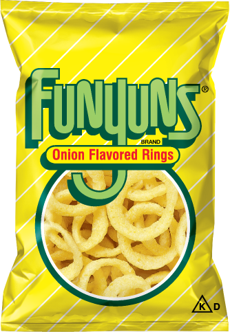 Funyuns Png - Download Bag Of Funyuns PNG Image with No Background - PNGkey.com