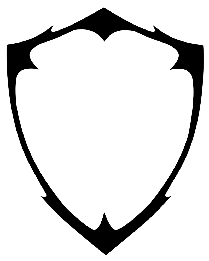 Shield Vector Png - Download Blank Shield Logo Vector HQ PNG Image | FreePNGImg