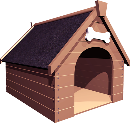 Doghouse Png - Download Dog House Png - Doghouse Png - Full Size PNG Image - PNGkit