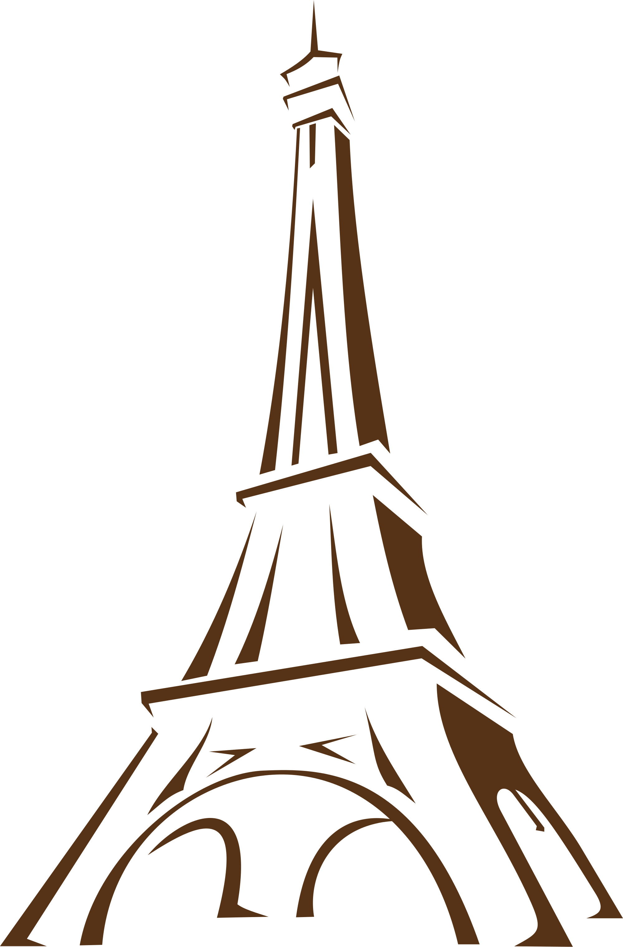Download Eiffel Tower Png Hd Easy Sket 2434313 Png Images Pngio