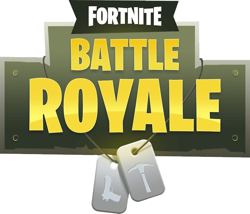 Battle Royale Game Png - Download Fortnite Battle Royale Font Logo Battle Royale Game ...
