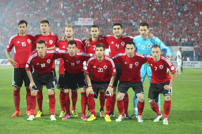 Albania National Football Team Png - Download Free png Albania National Football Tea - DLPNG.com