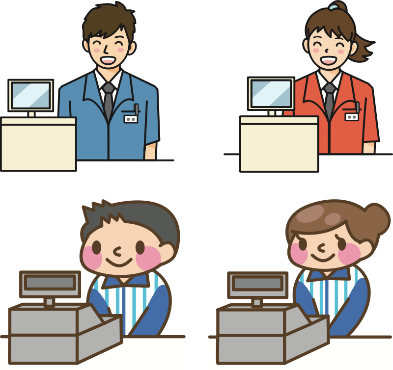Cashiers Png & Free Cashiers.png Transparent Images