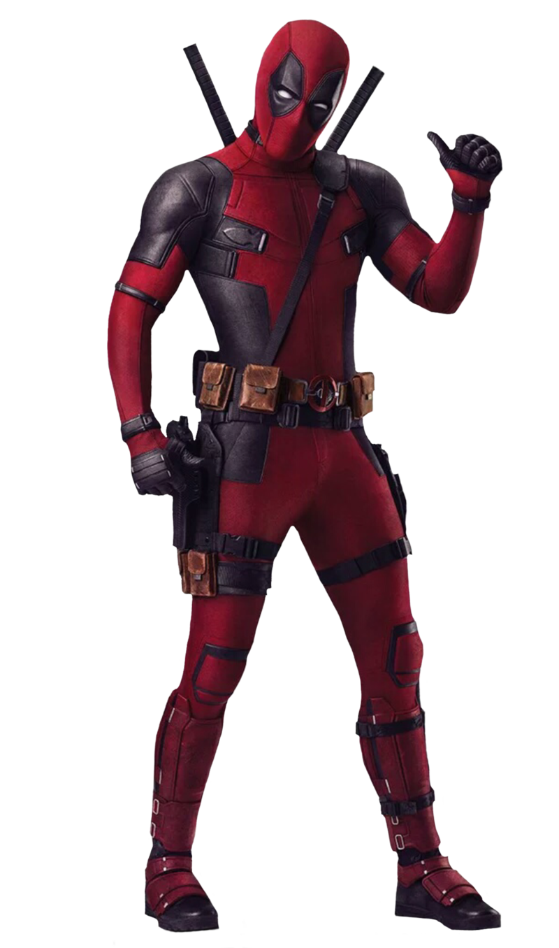 Deadpool Transparent - Download Free png Deadpool PNG, Download PNG image with ...