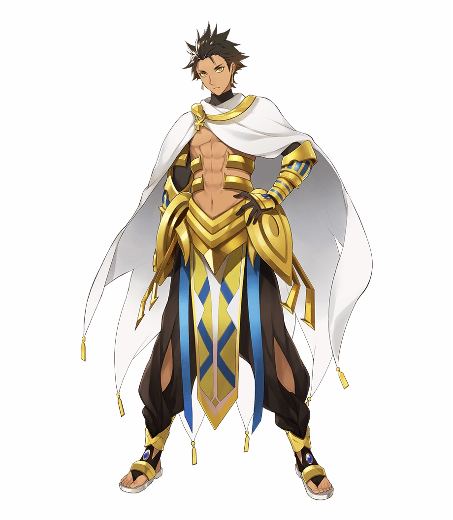 Fategrand Order Png - Download Free png Fate Grand Order Ozymandias, Transparent Png ...