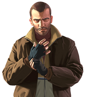 Niko Bellic Png - Download Free png File:Niko Bellic Transparent - DLPNG.com
