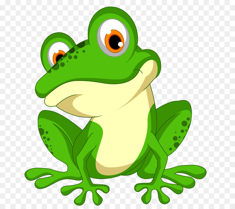 Green Frog Clip Png - Download Free png Frog Clip art - Green Frog png download - 735 ...