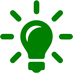 Download Free Png Green Idea Icon Free Png Images Pngio