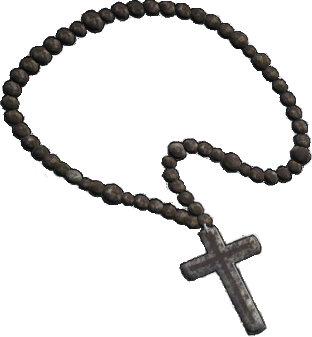 Prayer Beads Png - Download Free png Image - Rosary beads.png | Wick Wikia | FANDOM ...