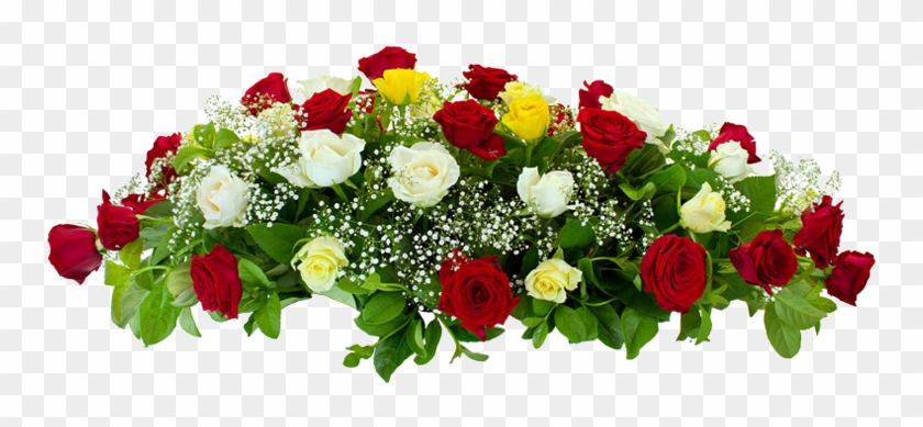 Funeral Flowers Png - Download Free png Mixed Rose Flower Arrangement - Flowers For ...