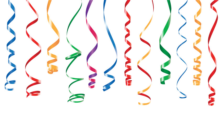 Party Favor Png - Download Free png Party Decorations Red Streamers or Stock Footage ...