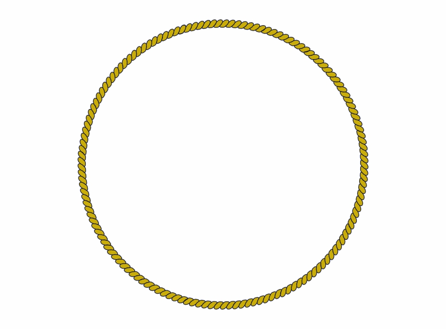 download free png rope circle border cli 1695545 png images pngio pngio com