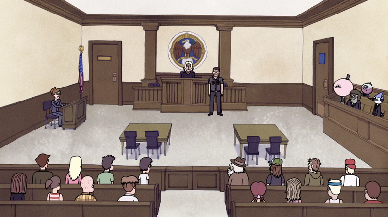 Courtroom Png - Download Free png S7E09.114 The Courtroom.png - DLPNG.com