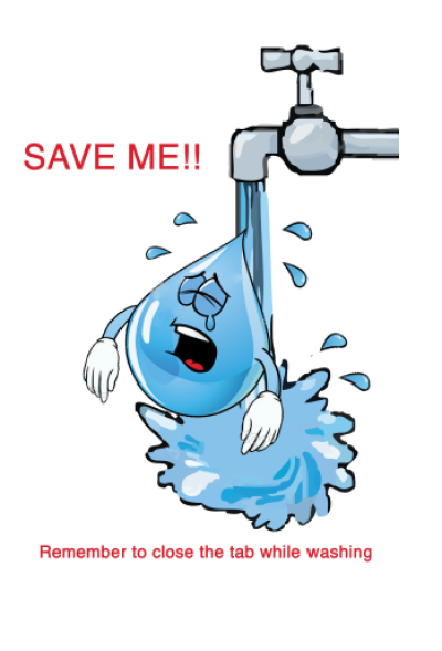 Clipart - Save Water | Save water, Save water poster drawing, Save water  poster