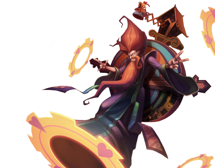 Zilean Png - Download Groovy Zilean Skin PNG Image for Free