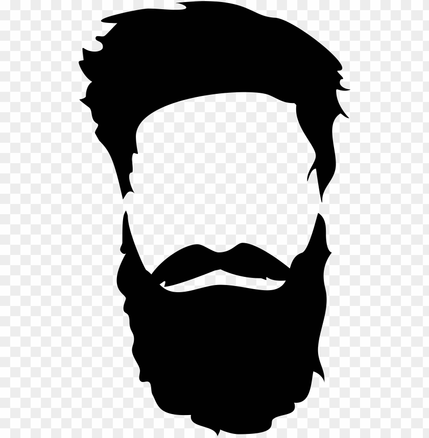 Mustache And Beard Png - download hair beard png clip art gallery yopriceville - beard and ...