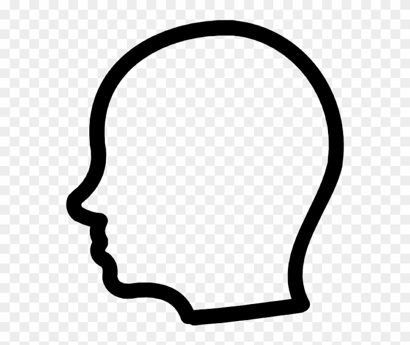 Head Outline Png - Download - Head Outline Png, Transparent Png - 626x626(#3188573 ...