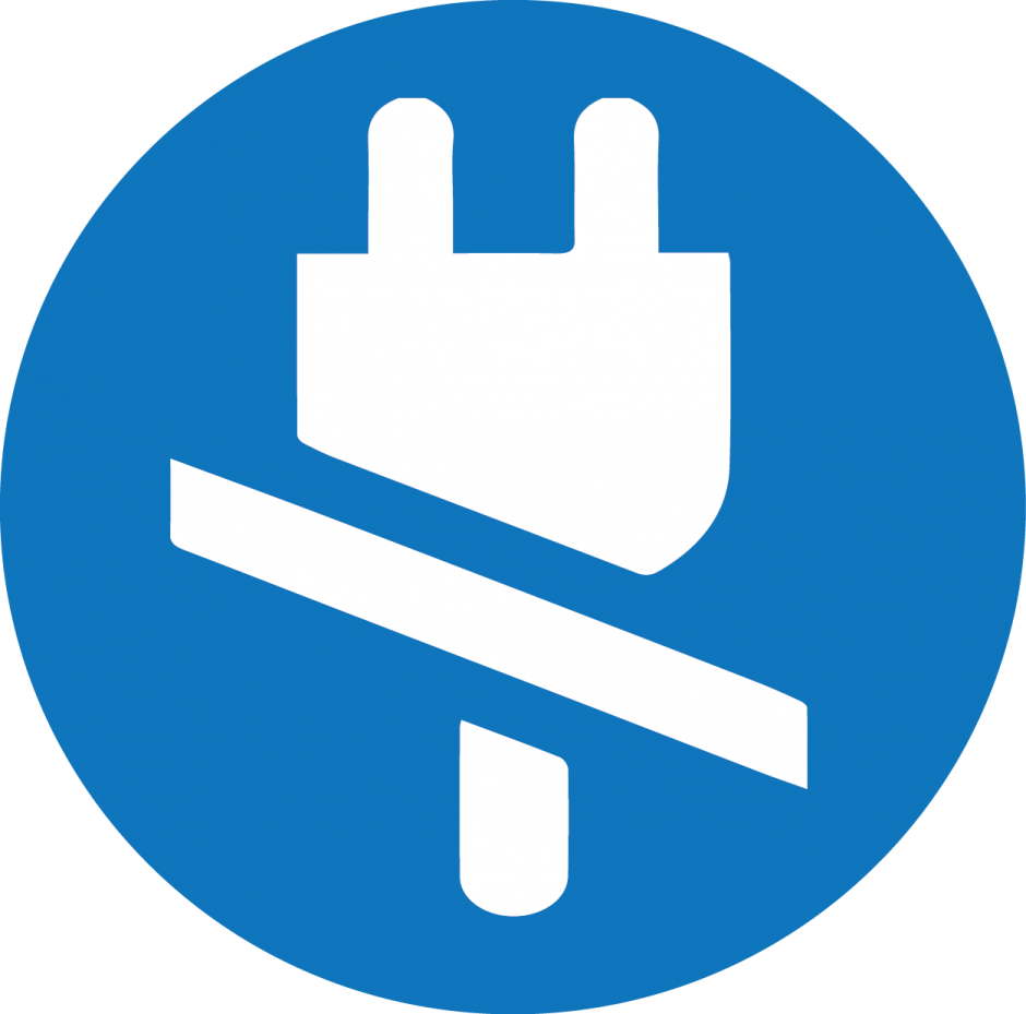 Power Out Png - Download Https - Power Outage Icon Png PNG Image with No ...
