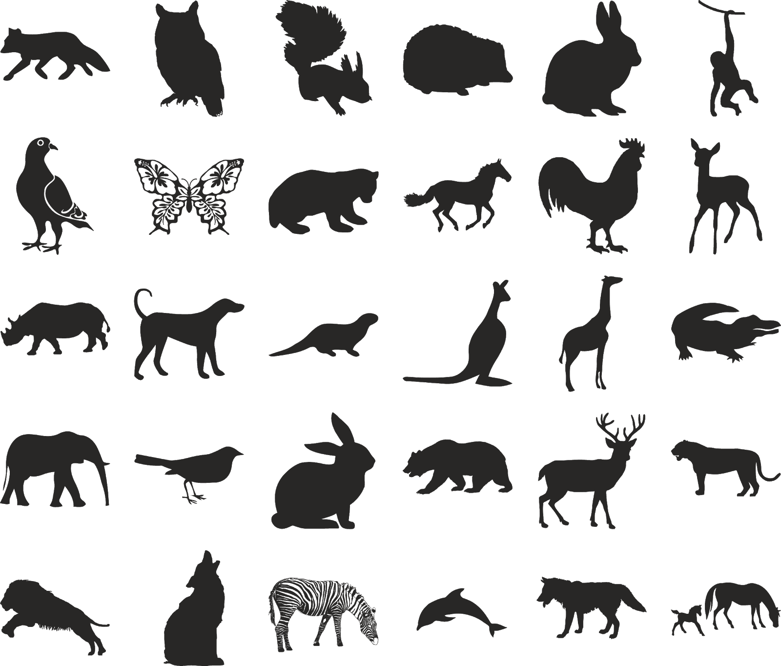 Vector Animals Png - download icon animals svg eps png psd ai vector free - el fonts ...