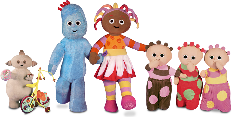 In The Night Garden Png - Download In This Picture - Tombliboos In The Night Garden - Full ...