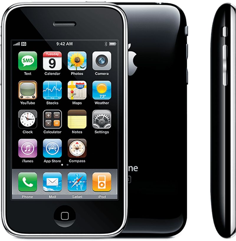 Iphone 3gs Png - Download Iphone 3gs - Iphone 3 PNG Image with No Background ...