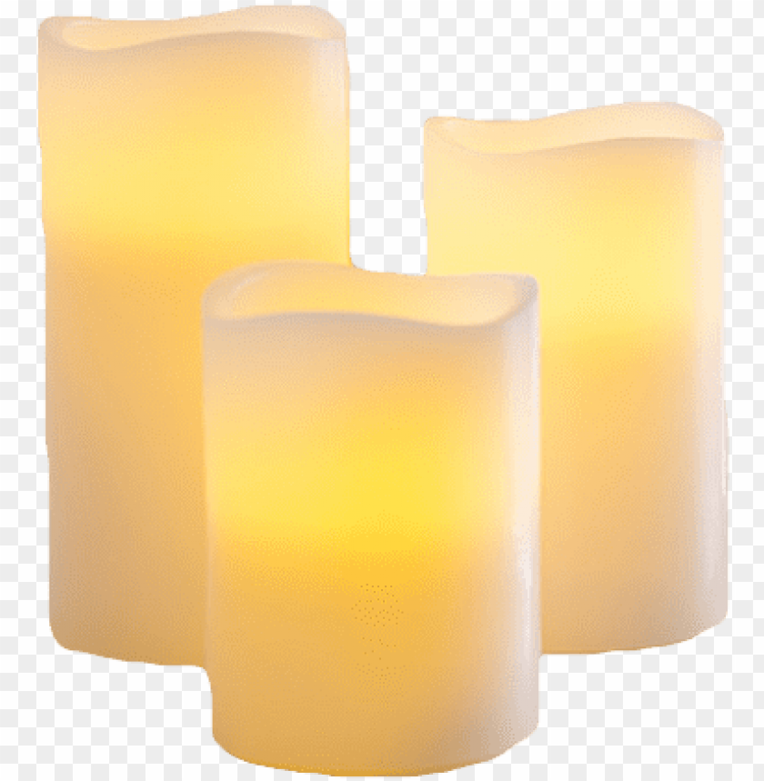 Flameless Candle Png - Download led candles - led flameless candles png - Free PNG Images ...