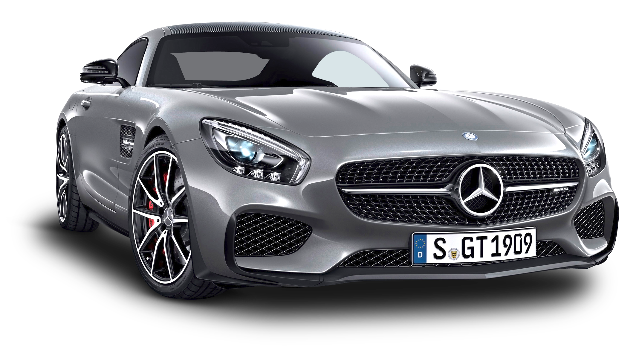 Mercedesamg Png - Download Mercedes AMG GT S Car PNG Image for Free