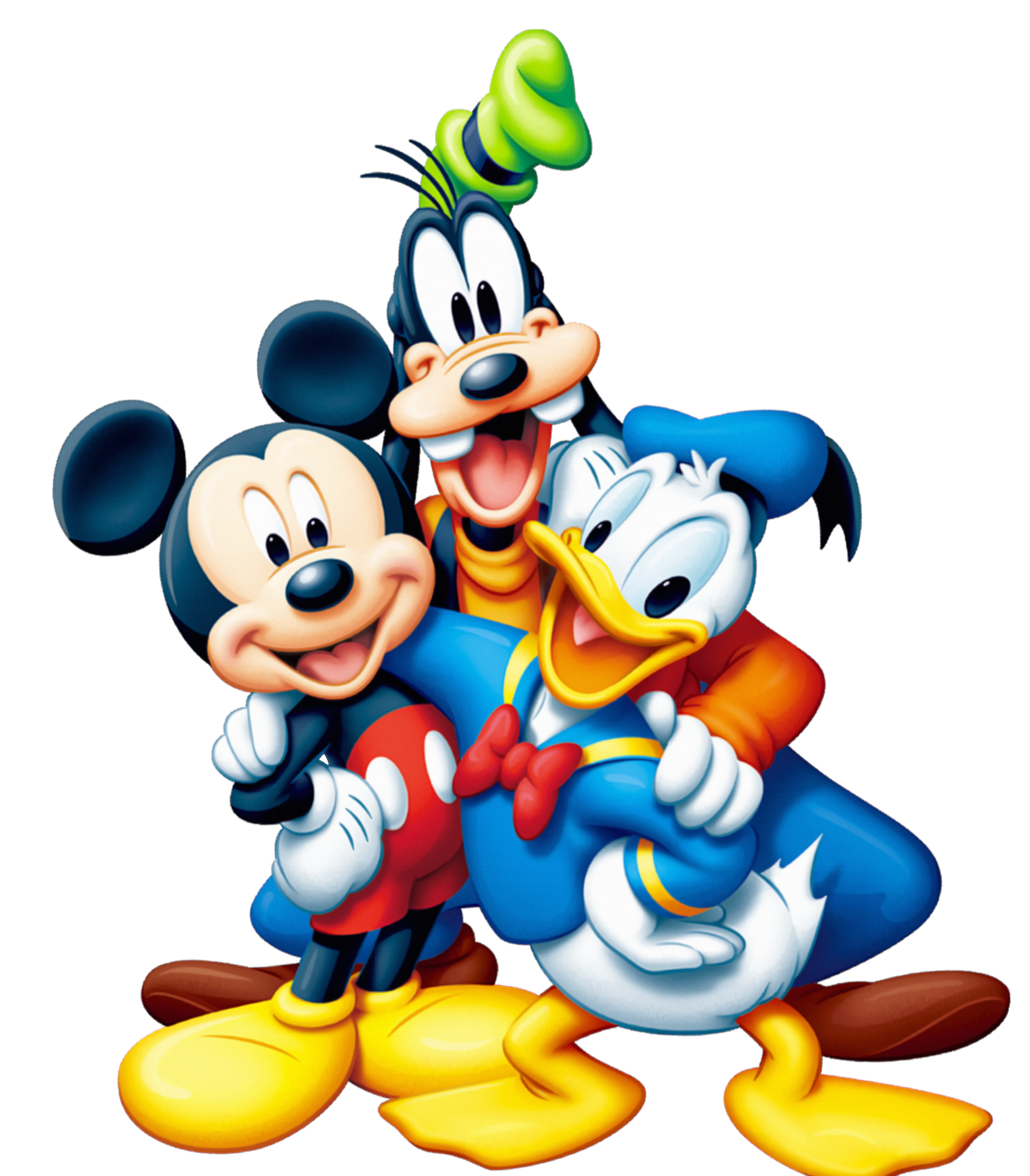 Download Mickey Mouse - Download Mickey And Friends Minnie Goofy Mouse HQ PNG Image in ...