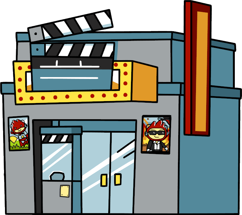 Cartoon Movie Theater Png - Download Movie Theater Png - Movie Theater Cartoon Png PNG Image ...