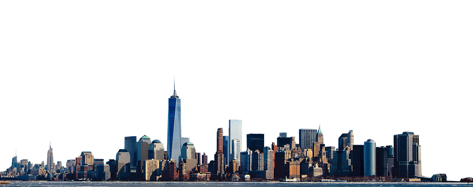 New York Png - Download NewYork from side PNG Image for Free