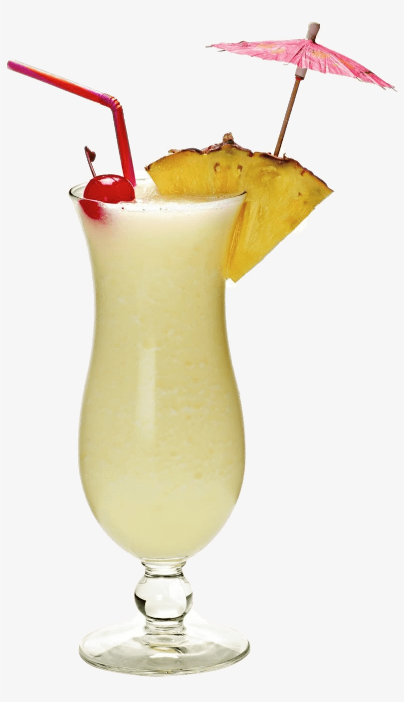 Pina Colada Cocktail Png - Download - Piña Colada Cocktail - Free Transparent PNG Download ...