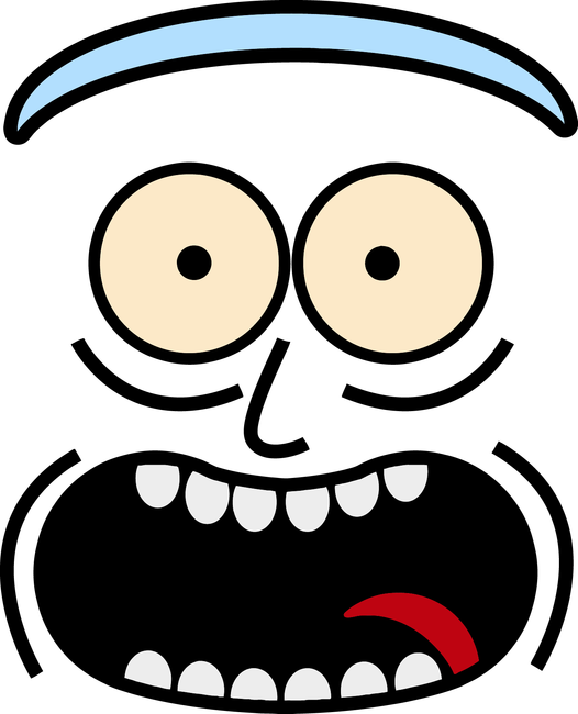 Pickle Rick Face Png & Free Pickle Rick Face.png ...