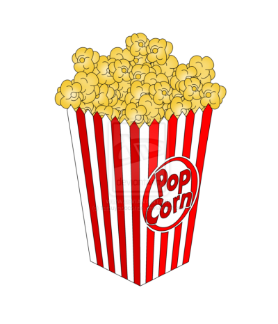 Popcorn No Background - Download POPCORN Free PNG transparent image and clipart
