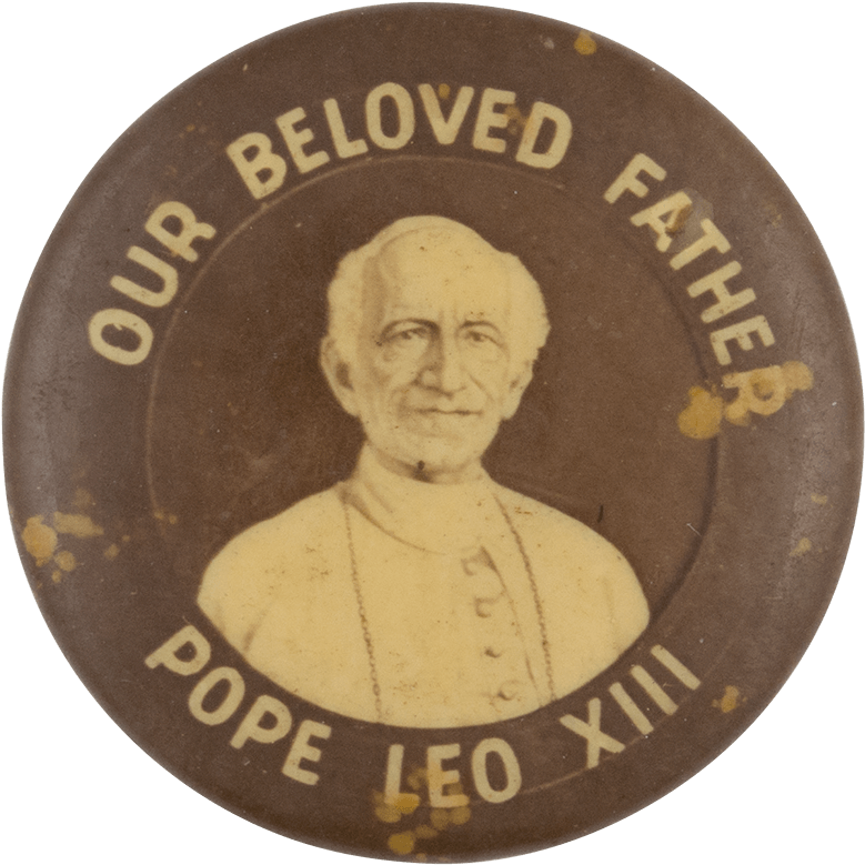 Pope Leo Xiii Png - Download Pope Leo Xiii - Emblem PNG Image with No Background ...
