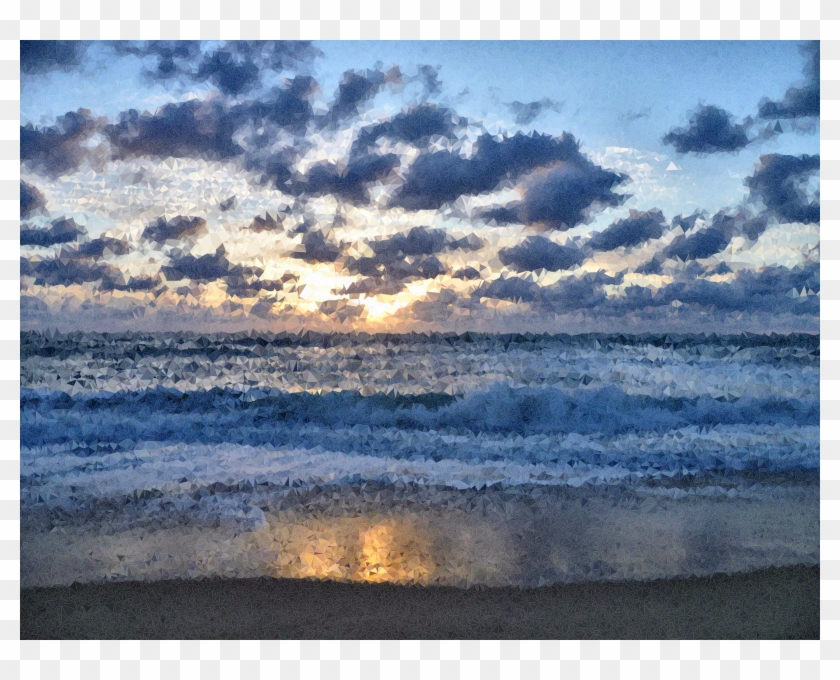 Bodies Of Water Ocean Png - Download Water Clipart Sunset Body Of Water Shore Sunset - Ocean ...