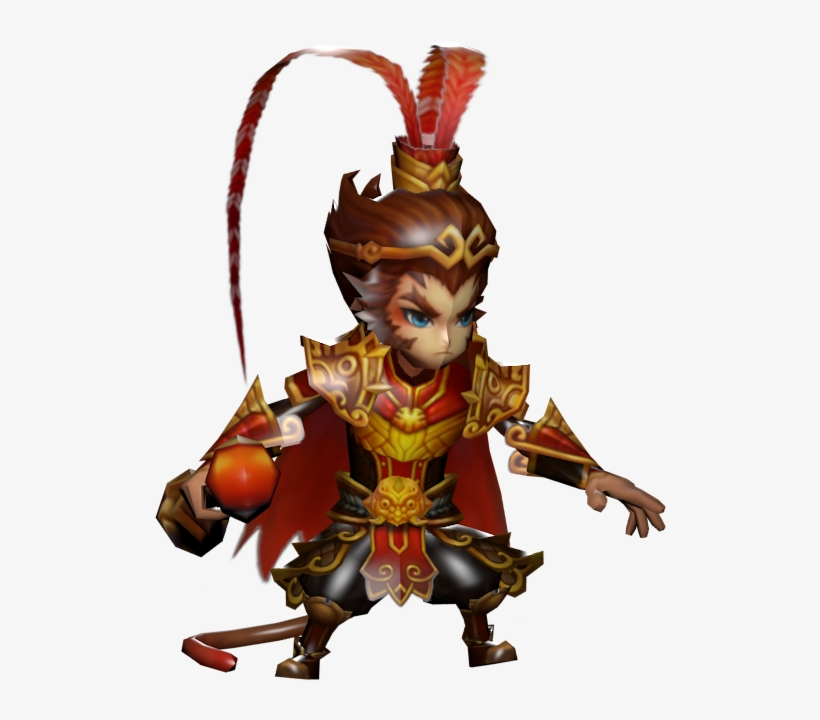 Monkey King Png - Download Zip Archive - Monkey King Png Transparent PNG - 750x650 ...