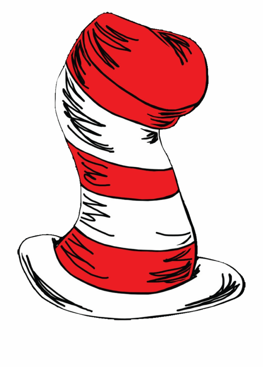 Cat In The Hat Hat Png - Dr Seuss Hat Png - Cat In The Hat Cartoon Hat Free PNG Images ...