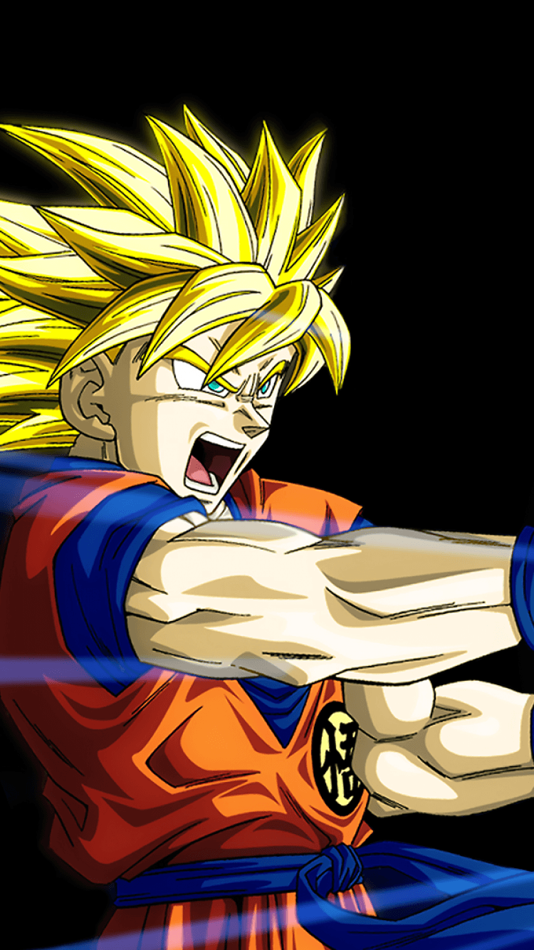 Dragon Ball Z IPhone Wallpapers - Top