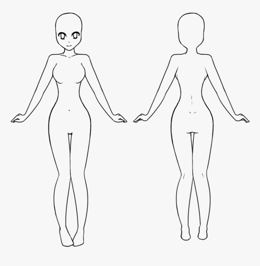 Drawing Base Female Human And Free By Ne 2124527 Png Images Pngio Autodraw pairs machine learning with drawings from talented artists to help you draw stuff fast. drawing base female human and free by