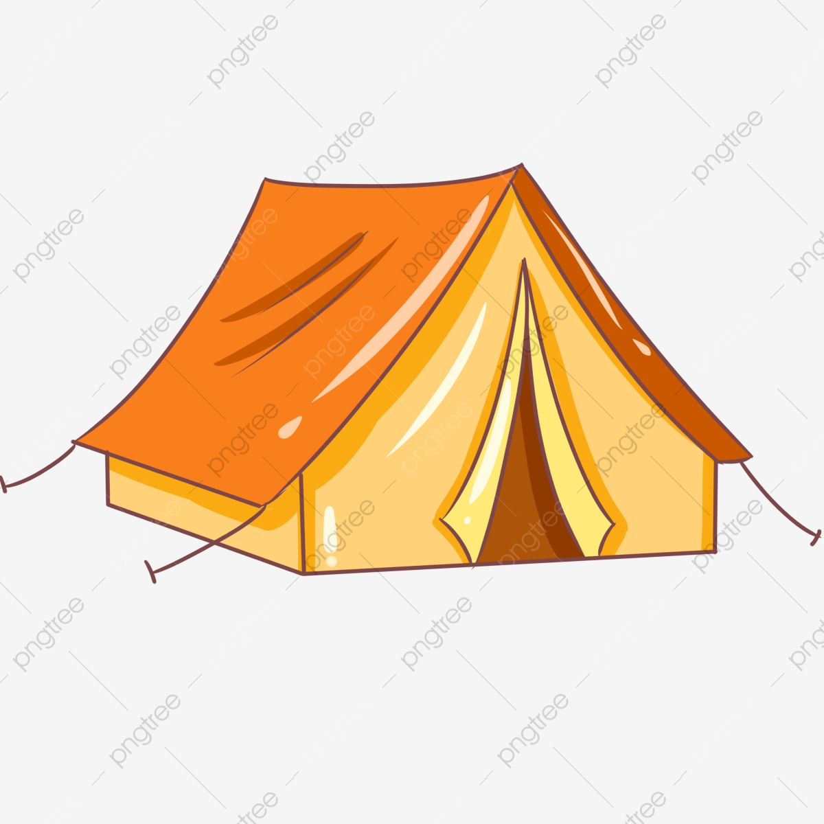 Tent Drawing Png - Drawing Tent, Tent Clipart, Tent, Lodgings PNG Transparent Clipart ...