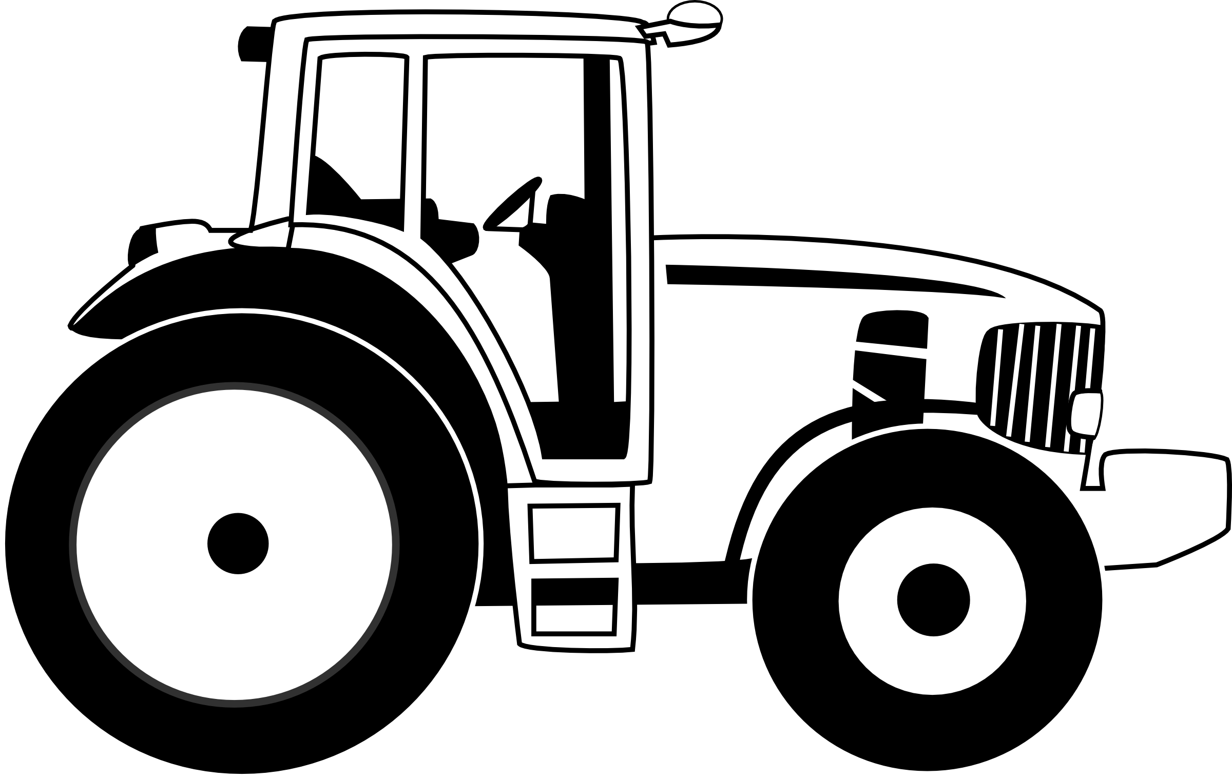 Tractor Drawing Png - Drawing Tractors Kid Transparent & PNG Clipart Free Download - YWD